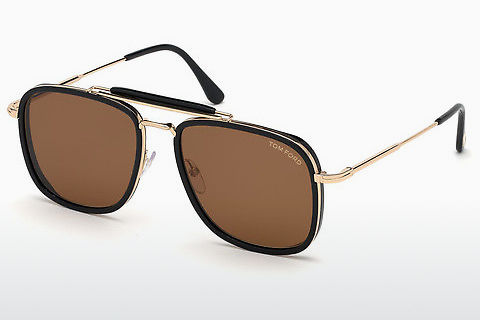 Óculos de marca Tom Ford Huck (FT0665 01E)