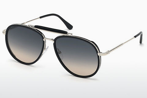 Óculos de marca Tom Ford Tripp (FT0666 01B)