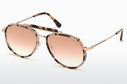 Óculos de marca Tom Ford FT0666 55Z