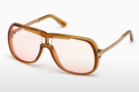 Óculos de marca Tom Ford Caine (FT0800 45Y)