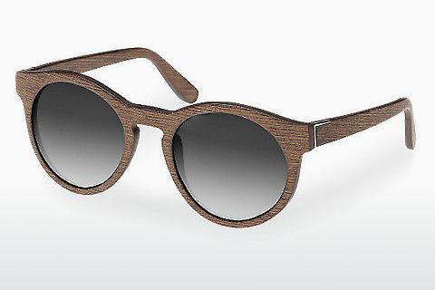 Óculos de marca Wood Fellas Au (10756 walnut/grey)