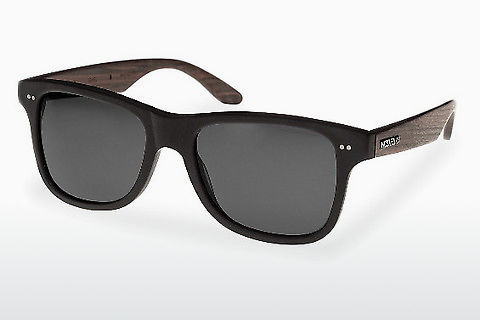 Óculos de marca Wood Fellas Lehel (10757 rosewood/black/grey)