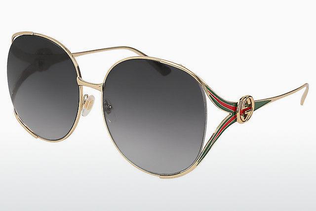 b1180ab0d Comprar óculos de sol Gucci online a preços acessíveis