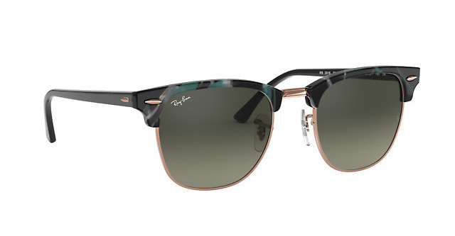 Ray-Ban CLUBMASTER RB 3016 125571 3e07bd550d