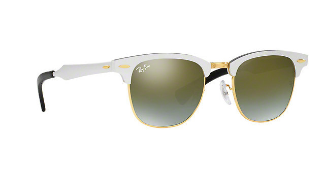 843de6c9befc3 Ray-Ban CLUBMASTER ALUMINUM RB 3507 137 9J
